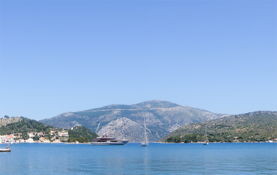 Kefalonia - How To Reach